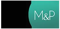 Logotipo mujer y punto