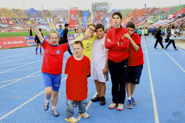 interescolar inclusivo deporte