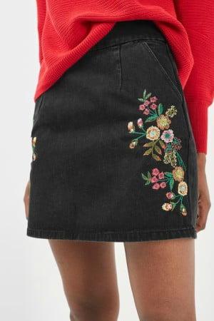 Ideas para decorar la ropa bordado