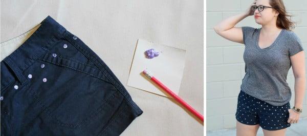 Ideas para decorar la ropa estampado