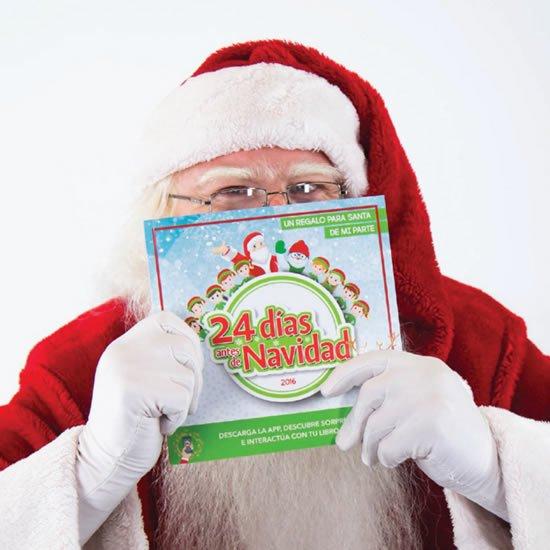 Transmite el espíritu navideño