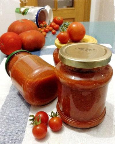 Recetas de salsas para pastas congelada