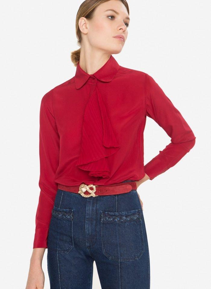 Blusas victorianas