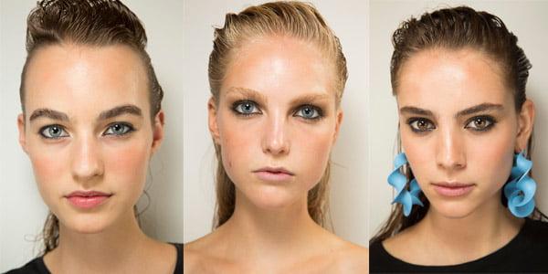 Maquillaje para fiestas Altuzarra