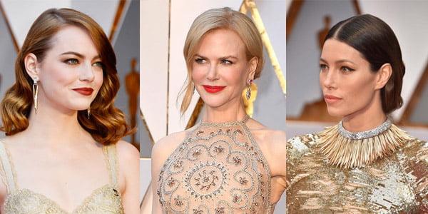 Maquillaje para fiestas Oscar