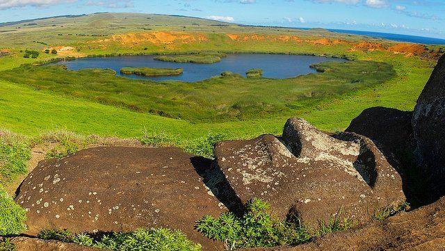 Parques nacionales de Chile Rapa Nui